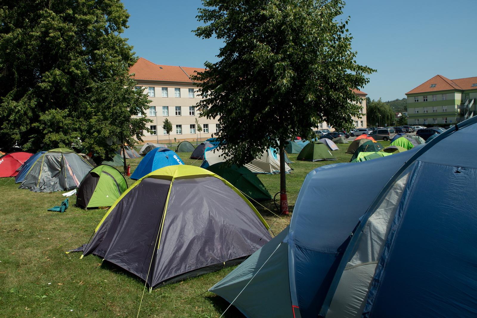 Accommodation Still Available!